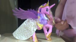 character:princess_cadance cum cum_on_toy has_audio male masturbation penis toy:brushable transgender video // 960x540 // 5.3MB