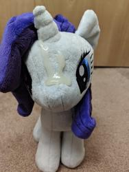 character:rarity creator:winter cum cum_on_plushie toy:plushie // 3024x4032 // 2.9MB