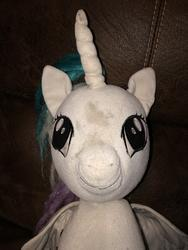 character:princess_celestia creator:Lolzorg cum cum_on_plushie toy:build-a-bear toy:plushie // 3024x4032 // 3.2MB