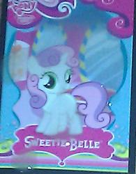 character:sweetie_belle cum cum_on_paper toy:trading_card // 979x1255 // 147.0KB
