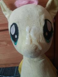 character:fluttershy creator:winter cum cum_on_plushie toy:build-a-bear toy:plushie // 3120x4160 // 3.8MB