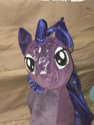 character:princess_luna creator:JamesW69 cum cum_on_plushie toy:build-a-bear toy:plushie // 3024x4032 // 1.3MB