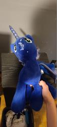 character:princess_luna creator:lolzorg cum cum_on_plushie toy:build-a-bear toy:plushie // 1800x4000 // 1.3MB
