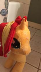 character:sunset_shimmer cum cum_on_plushie toy:plushie // 1080x1920 // 417.4KB