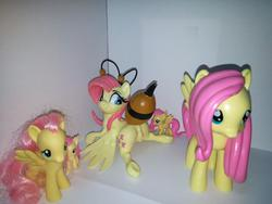 character:flutterbee character:fluttershy toy:blindbag toy:brushable toy:funko toy:statue toy:vinyl_figures // 4160x3120 // 3.4MB