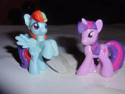 character:rainbow_dash character:twilight_sparkle cum cum_on_toy toy:blindbag // 1600x1200 // 422.2KB