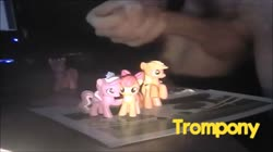 character:apple_bloom character:applejack character:diamond_tiara creator:trompony cum cum_on_toy foalcon has_audio male masturbation music penis quality:1080p toy:blindbag video // 1920x1080 // 17.2MB