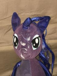 character:princess_luna creator:JamesW69 cum_on_plushie toy:build-a-bear toy:plushie // 3024x4032 // 767.0KB