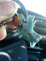 character:rainbow_dash cum cum_on_keychain toy:keychain // 2448x3264 // 529.0KB