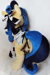 artist:buttercupbabyppg character:milky_way crotchboobs custom_plush toy:plushie // 796x1195 // 243.4KB