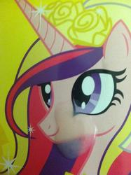 character:princess_cadance cum cum_on_paper toy:trading_card // 1936x2592 // 779.5KB