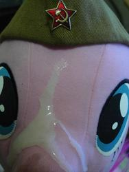 character:pinkie_pie comrade cum cum_on_plushie toy:plushie // 2052x2736 // 615.3KB