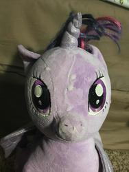 character:twilight_sparkle creator:JamesW69 cum_on_plushie cum_on_toy toy:build-a-bear toy:plushie // 3024x4032 // 484.4KB