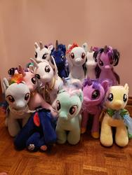 character:applejack character:fluttershy character:minty character:princess_cadance character:princess_celestia character:princess_luna character:rainbow_dash character:rarity character:trixie_lulamoon character:twilight_sparkle sph toy:build-a-bear toy:plushie vagina // 3024x4032 // 1.1MB