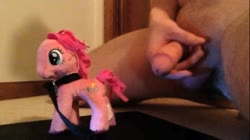 character:pinkie_pie collar cum cum_on_plushie male masturbation no_audio penis quality:360p toy:plushie video // 640x360 // 44.5MB