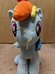 character:rainbow_dash creator:winter cum cum_on_plushie toy:plushie // 3024x4032 // 2.7MB