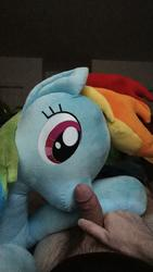 character:rainbow_dash custom_plush lifesized male penis toy:plushie // 720x1280 // 108.4KB