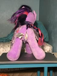 character:twilight_sparkle creator:JamesW69 sph toy:build-a-bear toy:plushie // 3024x4032 // 754.8KB