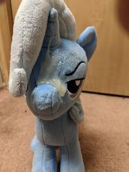 character:trixie_lulamoon creator:winter cum cum_on_plushie toy:plushie // 3024x4032 // 2.8MB