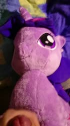 character:twilight_sparkle creator:hypeD cum cum_on_plushie has_audio masturbation penis toy:plushie vertical_video video // 1080x1920 // 74.6MB