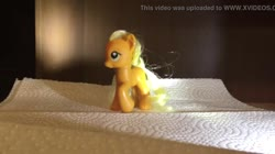 character:applejack cum cum_on_toy has_audio male masturbation penis quality:360p toy:brushable video // 640x360 // 2.9MB
