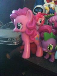 character:cheerilee character:pinkie_pie character:spike toy:blindbag toy:dildo toy:mcdonalds // 768x1024 // 239.1KB