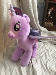 character:twilight_sparkle cum dried_up_cum toy:build-a-bear toy:plushie // 3024x4032 // 929.0KB