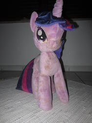 character:twilight_sparkle cum cum_on_plushie dried_up_cum toy:plushie // 2112x2816 // 1.5MB