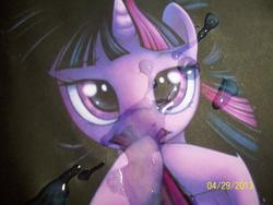 character:twilight_sparkle cum cum_on_paper cum_tribute // 833x625 // 96.9KB
