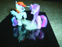 character:rainbow_dash character:twilight_sparkle cum cum_on_tablet cum_on_toy cum_tribute tablet toy:blindbag // 1600x1200 // 160.8KB