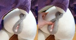 anus character:rarity custom_plush dock lifesized sph toy:plushie vagina // 2992x1584 // 787.5KB