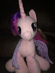 character:princess_cadance cum cum_on_plushie toy:build-a-bear toy:plushie // 3024x4032 // 1.0MB
