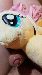 character:fluttershy creator:lyra cum cum_on_plushie male penis toy:plushie // 2268x4032 // 1.5MB