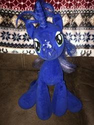 character:princess_luna creator:Lolzorg cum cum_on_plushie toy:build-a-bear toy:plushie // 3024x4032 // 4.5MB