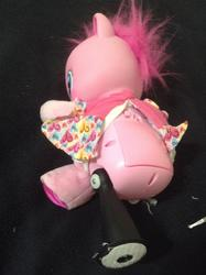 mlp character:pinkie_pie toy:pinkie-learns-to-walk toy:plushie // 968x1296 // 425.9KB