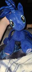 character:princess_luna creator:lolzorg cum cum_on_plushie dried_up_cum toy:build-a-bear toy:plushie // 1800x4000 // 1.9MB