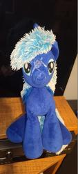 character:princess_luna creator:lolzorg cum cum_on_plushie custom_plush frost_luna toy:build-a-bear toy:plushie // 1800x4000 // 1.0MB