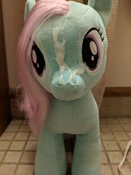 character:minty creator:winter cum cum_on_plushie toy:build-a-bear toy:plushie // 3024x4032 // 2.8MB