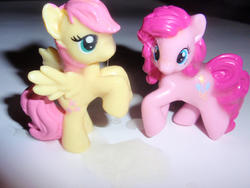 character:fluttershy character:pinkie_pie cum cum_on_toy toy:blindbag // 1600x1200 // 360.4KB