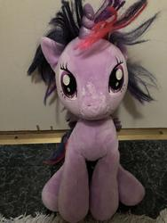character:twilight_sparkle creator:Lolzorg cum cum_on_plushie toy:build-a-bear toy:plushie // 3024x4032 // 1.2MB