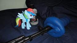 character:rainbow_dash cum_lube gun toy:bad_dragon toy:fleshlight toy:funko toy:mary_the_anthro_mare // 4320x2432 // 2.3MB