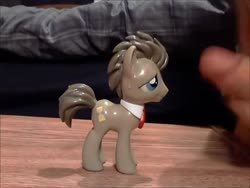 character:doctor_whooves cum cum_on_toy has_audio masturbation quality:360p toy:funko toy:vinyl_figures video // 480x360 // 1.9MB