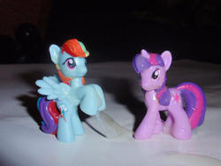 character:rainbow_dash character:twilight_sparkle cum cum_on_toy toy:blindbag // 1600x1200 // 419.9KB