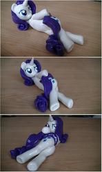artist:bulldogs29 character:rarity toy:statue // 773x1309 // 286.8KB