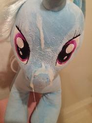 character:trixie_lulamoon creator:winter cum cum_on_plushie toy:build-a-bear toy:plushie // 3120x4160 // 3.5MB