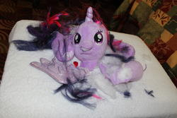 character:twilight_sparkle fetish:destruction sph toy:build-a-bear toy:plushie // 5184x3456 // 6.4MB