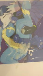 character:shadowbolt character:soarin' cum cum_on_paper cum_tribute latex // 2432x4320 // 1.5MB